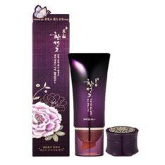 The Face Shop Myeonghan Miindo Hwansaenggo Gold Essence BB Cream SPF 35 PA++ 45ml + 13ml korean cosmetic makeup product online shop malaysia  thailand  bhutan