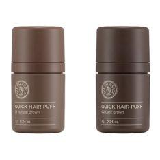 The Face Shop Quick Hair Puff 7g cosmetic hair malaysia singapore canada australia finland philippine brunei indonesia