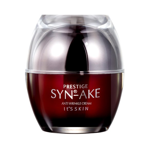 it's Skin PRESTIGE SYN-AKE Anti Wrinkle Cream 50ml korean cosmetic skincare shop malaysia singapore indonesia