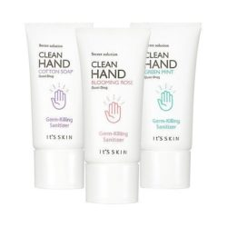 it's Skin Secret Solution Clean Hand 30ml korean cosmetic skincare shop malaysia singapore indonesia