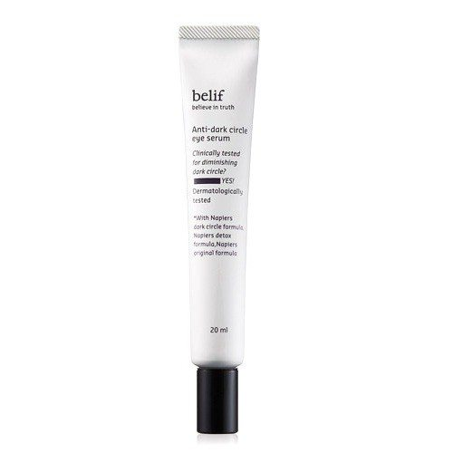 Belif Anti Dark Circle Eye Serum 20ml korean cosmetic skincare product online shop malaysia indonesa singapore
