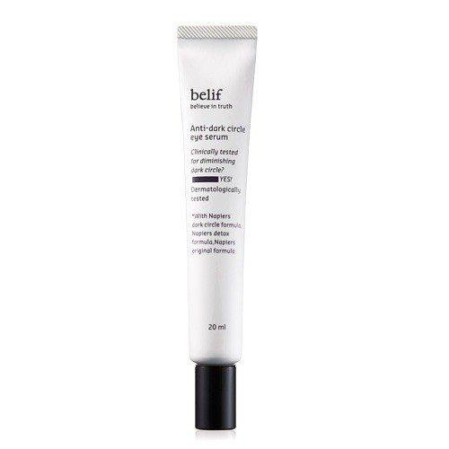 Belif Anti Dark Circle Eye Serum 20ml korean cosmetic skincare product online shop malaysia indonesa singapore