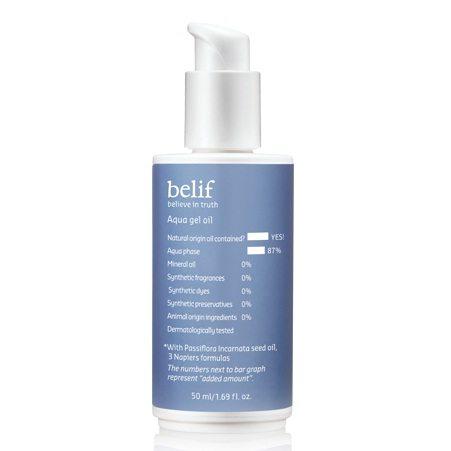 Belif Aqua Gel Oil 50ml korean cosmetic skincare product online shop malaysia indonesa singapore