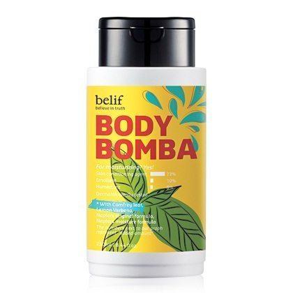 Belif Body bomba – Lemon Verbena 250ml korean cosmetic body and hair product online shop malaysia vietnam singapore