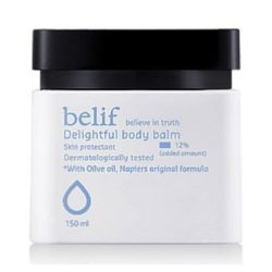 Belif Delightful Body Balm 150ml korean cosmetic body and hair product online shop malaysia vietnam singapore