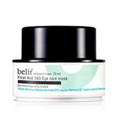 Belif First Aid 360 Eye Care Mask 25ml korean cosmetic skincare product online shop malaysia indonesa singapore