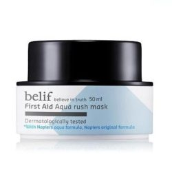 Belif First Aid Aqua Rush Mask 50ml korean cosmetic skincare product online shop malaysia indonesa singapore