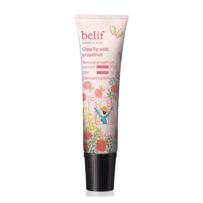 Belif Glow Lip With Grapefruit 10ml korean cosmetic body and hair product online shop malaysia vietnam singapore