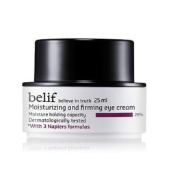 Belif Moisturizing and Firming Eye Cream 25ml korean cosmetic skincare product online shop malaysia indonesa singapore