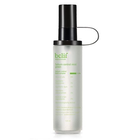 Belif Sebum Control Mist Green 100ml korean cosmetic skincare product online shop malaysia indonesa singapore