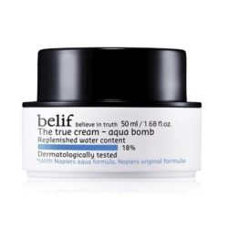 Belif The True Cream - Aqua Bomb 50ml korean cosmetic skincare product online shop malaysia indonesa singapore