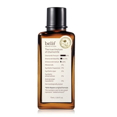 Belif The True Tincture of Chamomile 75ml korean cosmetic skincare product online shop malaysia indonesa singapore