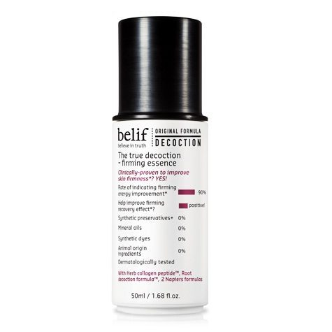 Belif The Ture Decoction Firming Essence 50ml korean cosmetic skincare product online shop malaysia indonesa singapore