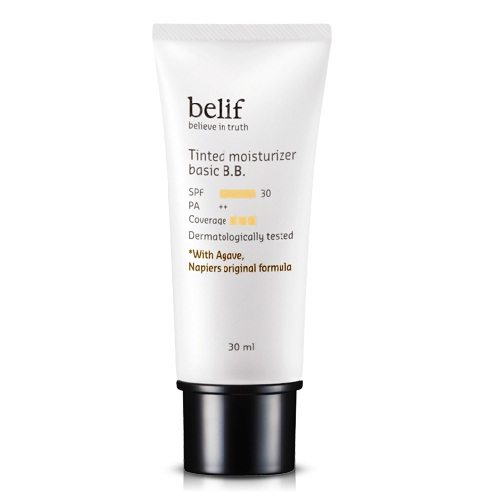 Belif Tinted Moisturizer Basic BB SPF30 PA++ 30ml Korean cosmetic makeup product online shop malaysia hong kong canada