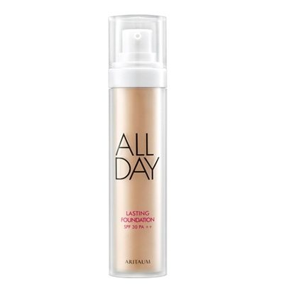 ARITAUM All-day Lasting Foundation SPF 30 PA++ 40ml korean cosmetic makeup product online shop malaysia italy taiwan