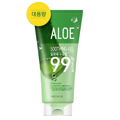 ARITAUM Aloe Soothing-Gel 99 percentage 320g korean cosmetic skincare product online shop malaysia indonesia singapore
