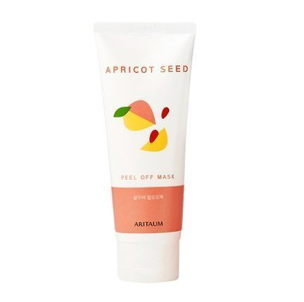 ARITAUM Apricot Seed Cleansing Peel-Off Mask 100ml korean cosmetic skincare cleanser product online shop malaysia turkey macau