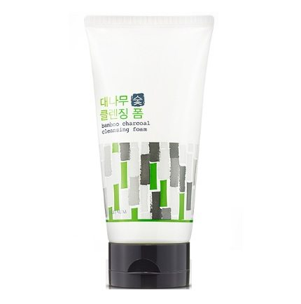 ARITAUM Bamboo Charcoal Cleansing Foam 150ml korean cosmetic skincare cleanser product online shop malaysia turkey macau