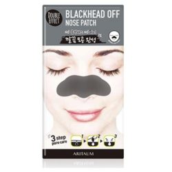 ARITAUM Charcoal Black Head Off Nose Patch 3 Step 10g x 3 pcs korean cosmetic skincare product online shop malaysia indonesia singapore