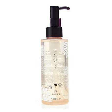 ARITAUM Cleansing Oil 150ml korean cosmetic skincare cleanser product online shop malaysia turkey macau