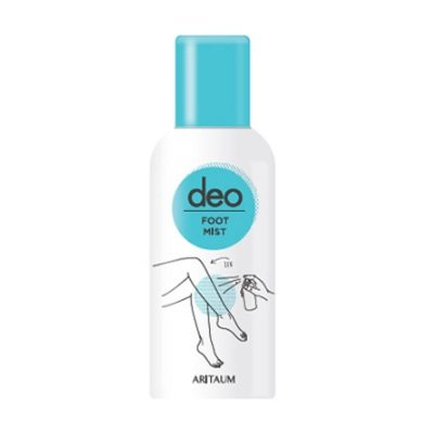 ARITAUM Fresh Foot Deo Mist 100ml korean cosmetic body and hair product online shop malaysia Singapore Brunei