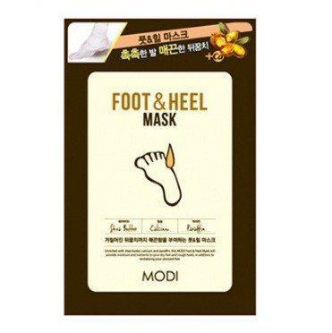 ARITAUM MODI Foot and Heel Mask 25g x 2 korean cosmetic body and hair product online shop malaysia Singapore Brunei