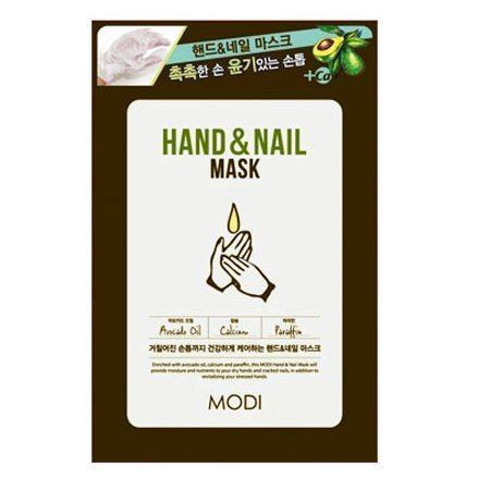 ARITAUM MODI Hand & Nail Mask 20g x 2 korean cosmetic body and hair product online shop malaysia Singapore Brunei