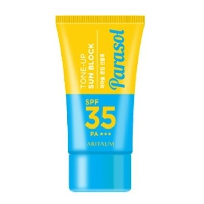ARITAUM Parasol Tone-up Sun Block SPF 35 PA+++ 50ml korean cosmetic skincare product online shop malaysia indonesia singapore