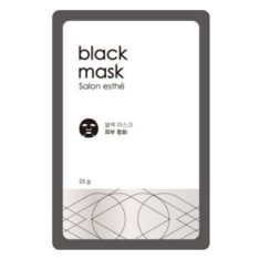 ARITAUM Salon Esthe Black Mask 27g x 3 pcs korean cosmetic skincare product online shop malaysia indonesia singapore