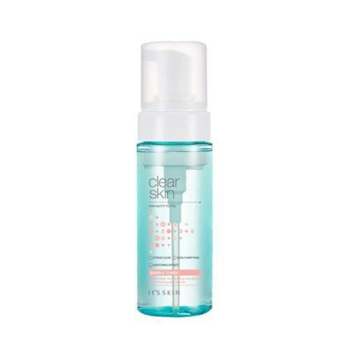 Its Skin Clear Skin Bubble Toner 150ml korean cosmetic skincare shop malaysia singapore indonesia