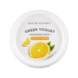 Nature Republic Greek Yogurt Orange 130ml korean cosmetic skincare shop malaysia singapore indonesia
