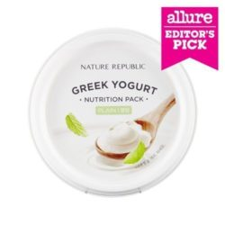 Nature Republic Greek Yogurt Plain 130ml korean cosmetic skincare shop malaysia singapore indonesia