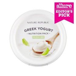 Nature Republic Greek Yogurt Plain 130ml korean cosmetic skincare shop malaysia singapore indonesia
