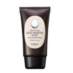 Skinfood Egg White Pore Hot Steam Pack 100g korean cosmetic skincare product online shop malaysia china india