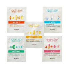 Skinfood Healthy Food Mask Sheet 23g korean cosmetic skincare product online shop malaysia china india
