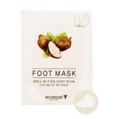 Skinfood Shea Butter Foot Mask 16ml korean cosmetic body hair product online shop malaysia oman yemen