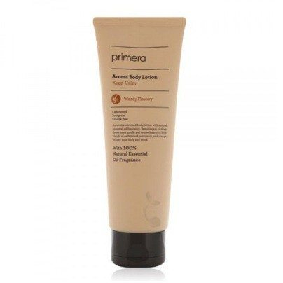 primera Aroma Body Lotion Keep Calm 230ml korean cosmetic body hair product online shop malaysia singapore argentina