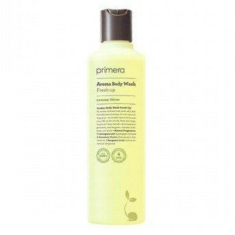 primera Aroma Body Wash Fresh Up 240ml korean cosmetic body hair product online shop malaysia singapore argentina