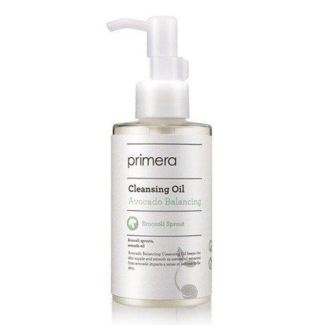 primera Avocado Balancing Cleansing Oil Boccoli Sprout 150ml korean cosmetic skincare cleanser product online shop malaysia australia uk