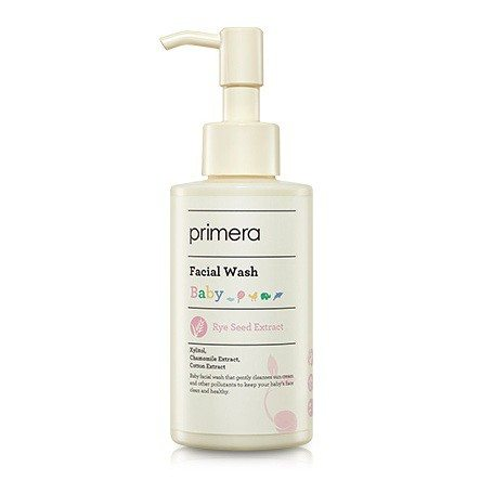 primera Baby Facial Wash 150ml korean cosmetic baby skincare product online shop malaysia taiwan hong kong