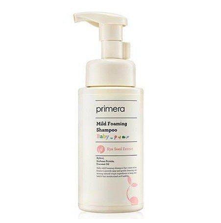 primera Baby Mild Foaming Shampoo 250ml korean cosmetic baby skincare product online shop malaysia taiwan hong kong