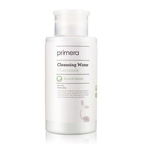 primera Chamomile Cleansing Water Boccoli Sprout 300ml korean cosmetic skincare cleanser product online shop malaysia australia uk