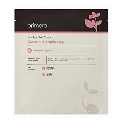 primera Cresswhite Brightening Hydro Gel Mask 20ml x 5 korean cosmetic skincare product online shop malaysia macau china