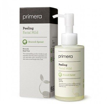 primera Facial Mild Peeling Boccoli Sprout 150ml korean cosmetic skincare cleanser product online shop malaysia australia uk