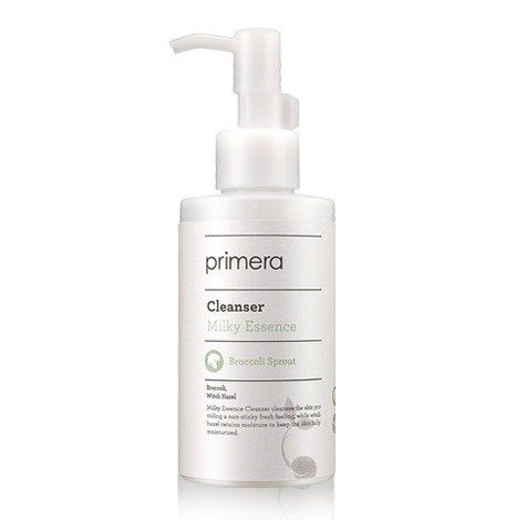 primera Milky Essence Cleanser Broccoli Sprout 150ml korean cosmetic skincare cleanser product online shop malaysia australia uk