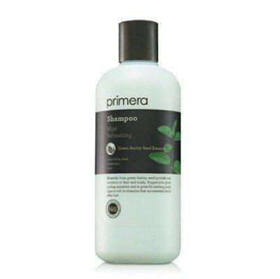 primera Mint Refreshing Shampoo 300ml korean cosmetic body hair product online shop malaysia singapore argentina