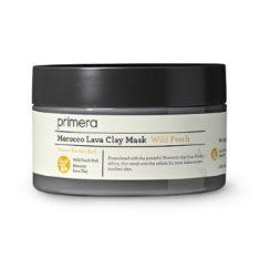 primera Morocco Lava Clay Pore Mask Wild Peach 100ml korean cosmetic skincare product online shop malaysia macau china