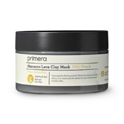 primera Morocco Lava Clay Pore Mask Wild Peach 100ml korean cosmetic skincare product online shop malaysia macau china