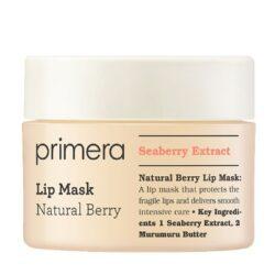 primera Natural Berry Lip Mask korean skincare prduct online shop malaysia sweden macau