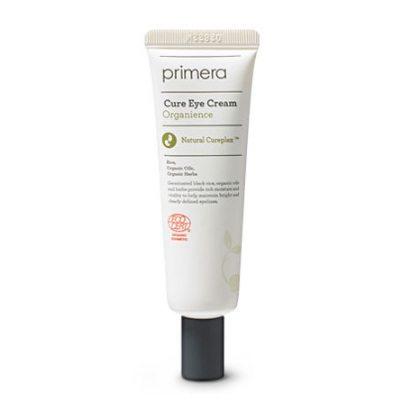 primera Organience Cure Eye Cream 30ml korean cosmetic skincare product online shop malaysia macau china